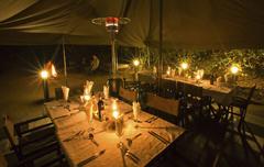 A82B2096 Dining tent Kruger 30.06.2014  4 Day Kruger Park Classic Safari