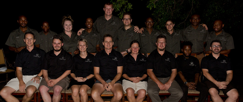 outlook safaris team photo