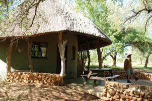 Accommodation on a 6 day Kruger Safari