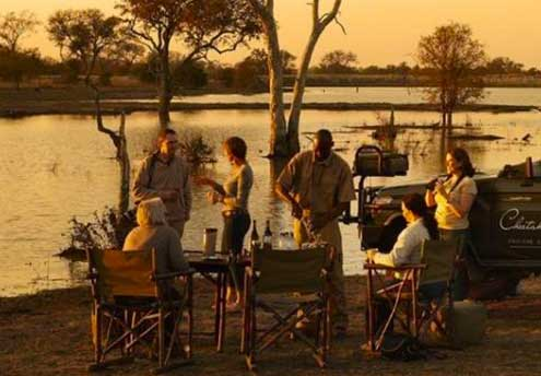 luxury private game reserve cheetah plains