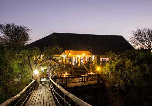 private luxury lodge in Greater Kruger