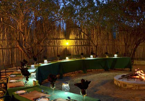 Luxury Private accommodation in the greater kruger