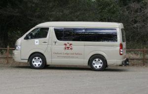 Classic kruger safari shuttle