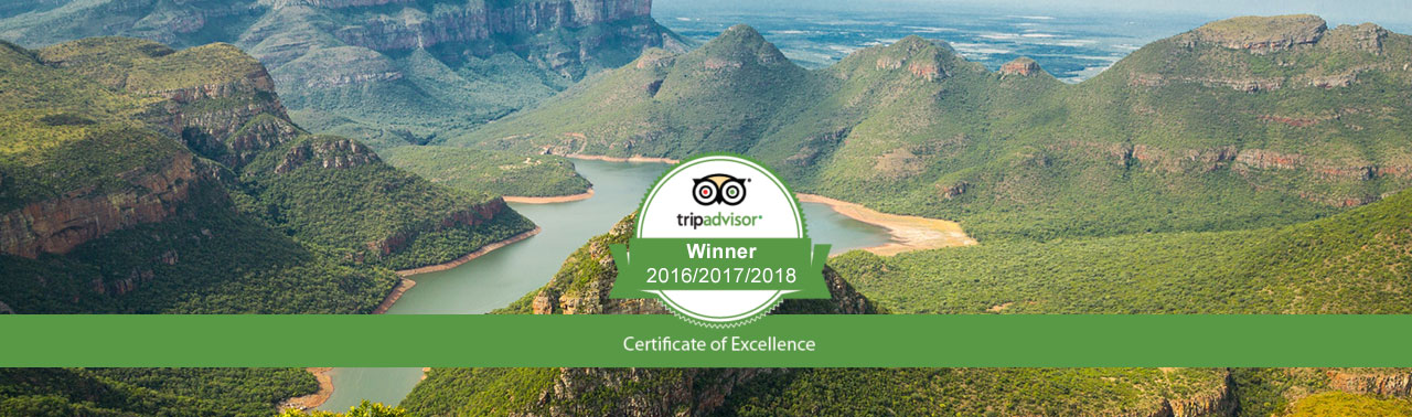tripadvisor- certificate of excellence