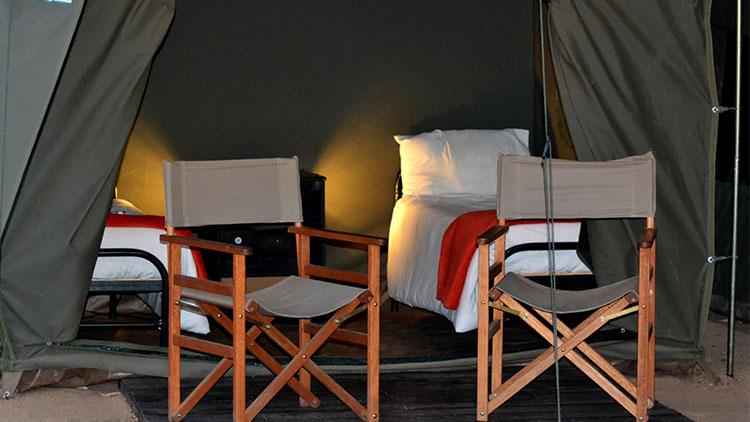 4-day-camping-kruger-safari-accommodaion-tent-interior