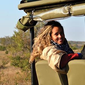 krugerwildlife safaris guest on game drive